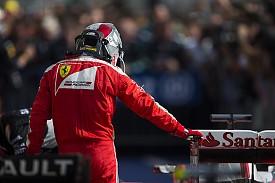 Vettel's handling became 'violent' at Austin
