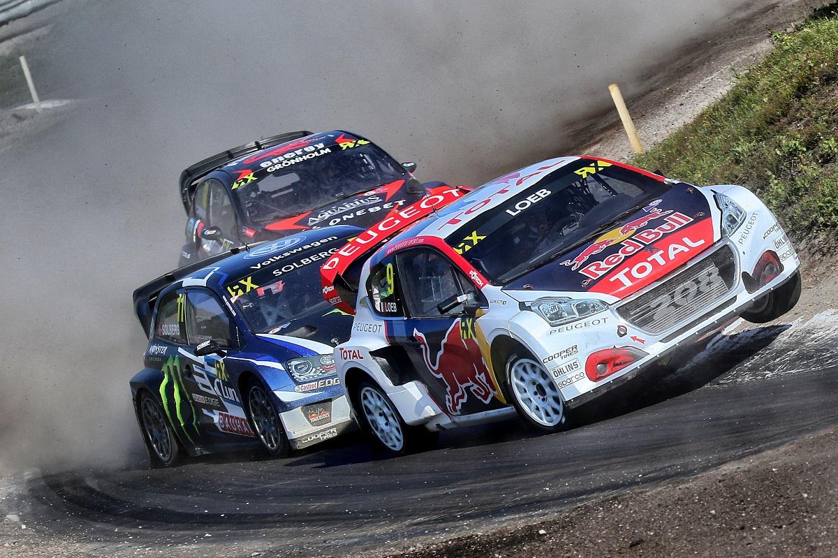 World Rallycross to introduce electric cars » Motorsport News